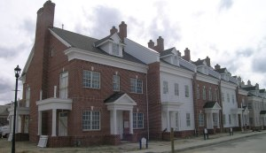 Williamsburg virginia real estate high street Town Homes