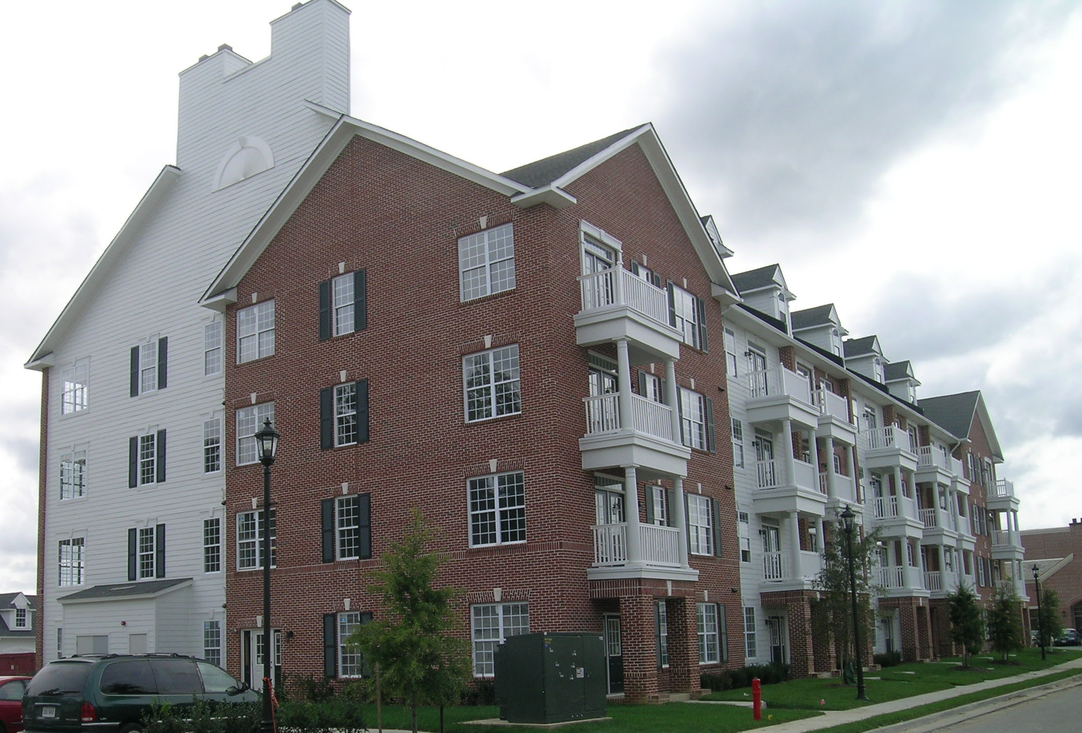 Sterling Manor Apartments, High Street Williamsburg VA ...