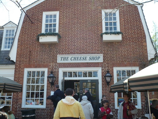 The Cheese Shop Of Williamsburg Va Is Proud To Announce