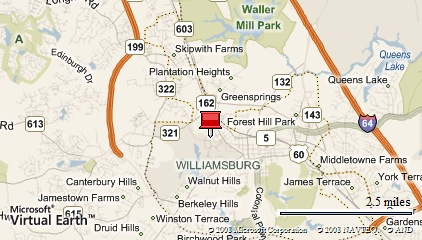 Williamsburg va condos city green mr williamsburg blogging on map picture gumiabroncs Gallery