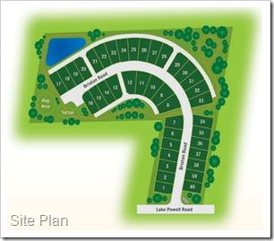 Kensington woods siteplan