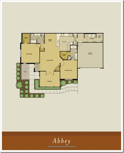Abbeyfloorplanvillas