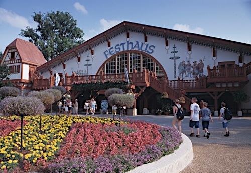 Busch Gardens Williamsburg To Open For 2009 Christmas