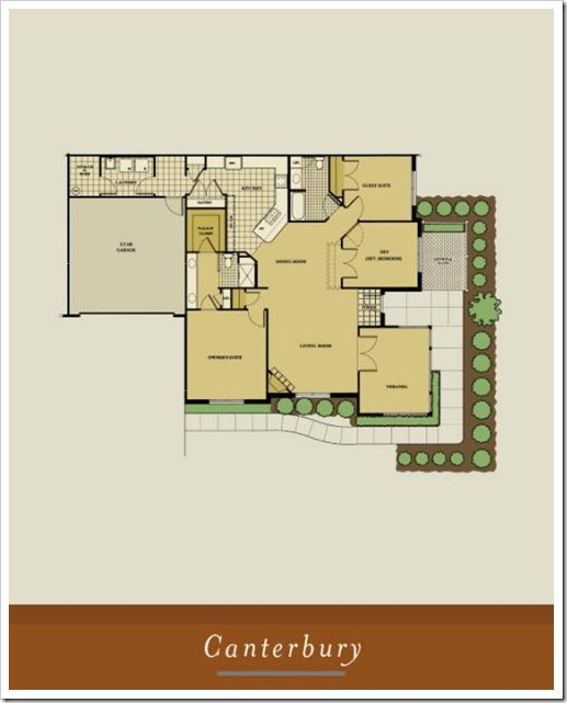 FloorplanCanterbury