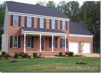 windmill meadows williamsburg va Associated Developers and Beamon Construction have opened a new community off of Centerville Rd in Williamsburg James City County Virginia.