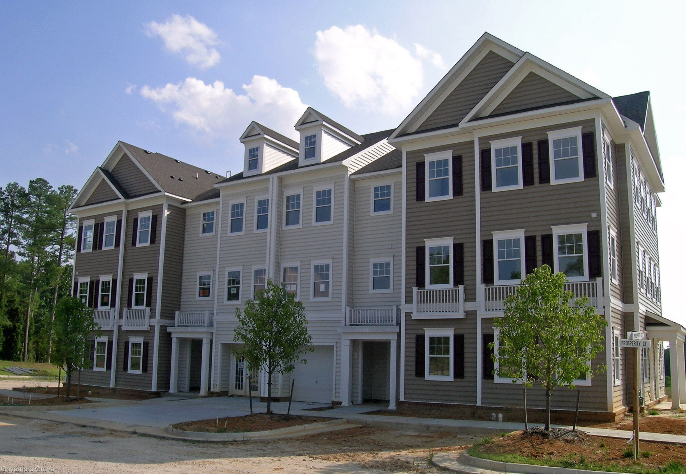 Williamsburg va condos mr williamsburg blogging on life for 3 story townhome plans
