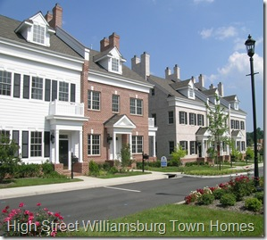 high street williamsburg