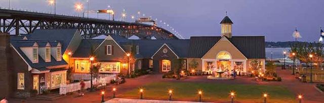 Yorktown VA Cruise Ship Stop