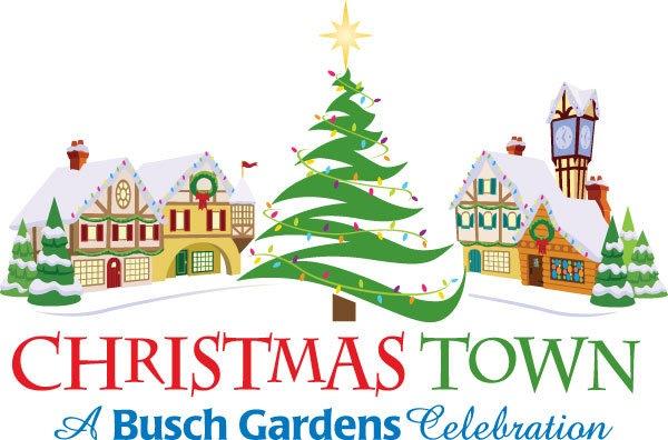 Christmastown At Busch Gardens Williamsburg Va Mr