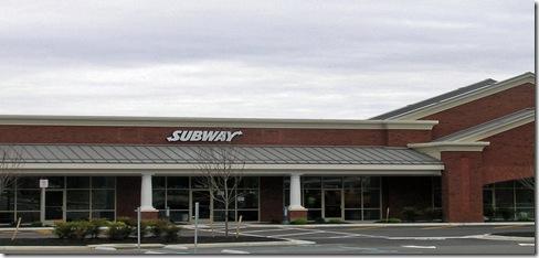 subway williamsburg quarterpath
