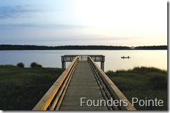 founders pointe pier