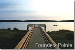 founders pointe pier