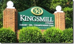 Kingsmill ,williamsburg va