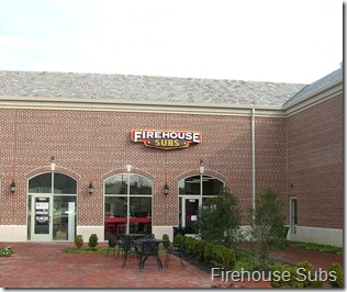 Firehouse subs high street