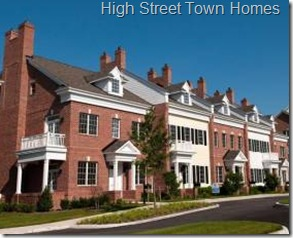 High Street town homes williamsburg