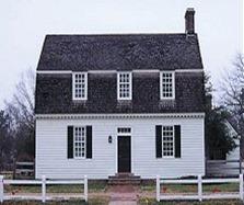 ewing house williamsburg
