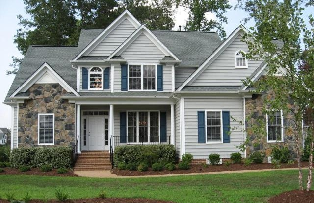 Golf course homes for sale williamsburg mr williamsburg for Fish pond surgery center