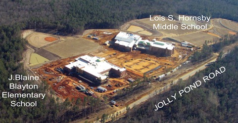 lois hornsby middle school