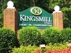 kingsmill williamsburg virginia