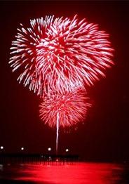 Va beach fireworks