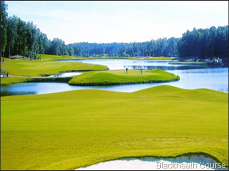Blackheath Course at Fords Colony
