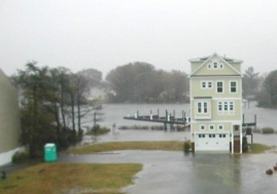 flooding in ocean view