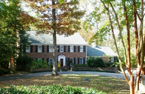 Stately Colonial Home in kingspoint Williamsburg VA