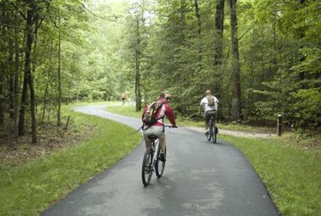VA Capital Trail jamestown