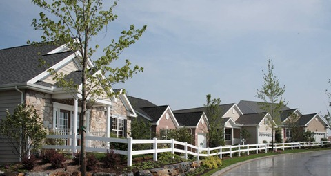 Four Seasons homes