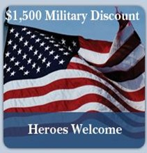 Ryan homes military discount