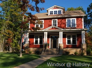 Windsor Hallsley- Homesmith Richmond parade of homes