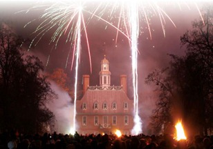 grand illumination williamsburg va