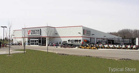 tractor supply co norge va