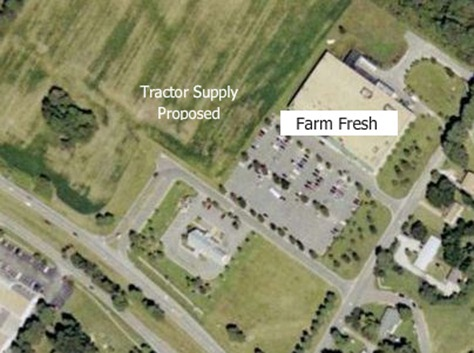 Tractor Supply Norge Proposed