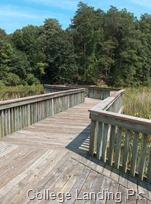 college landing park