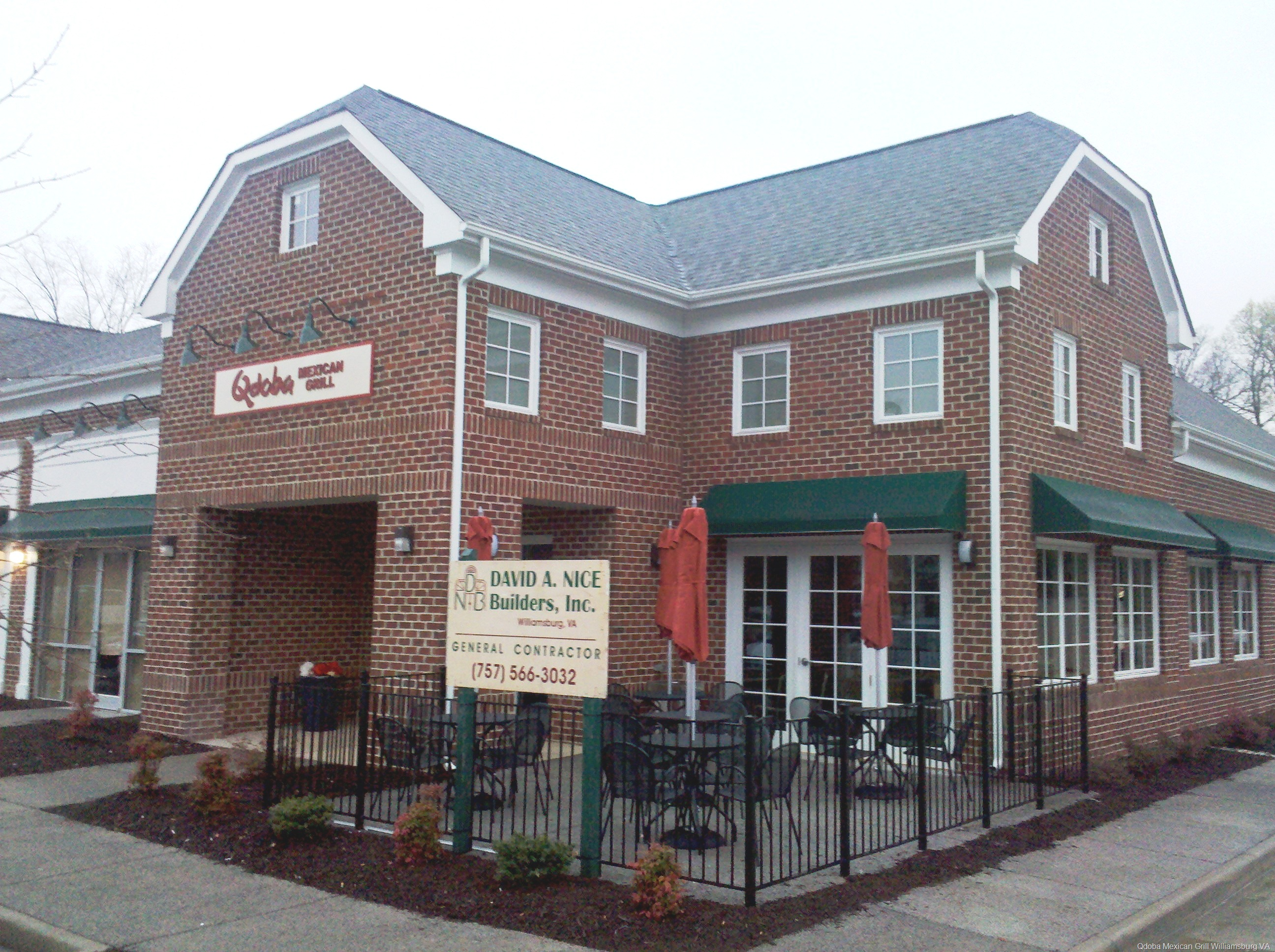 South Of The Border Restaurant Williamsburg Va
