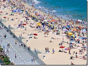 resort area of va beach