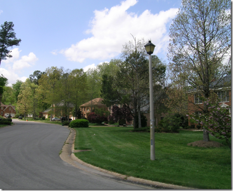 street view of fieldcrest