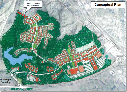quarterpath at williamsburg conceptual plan