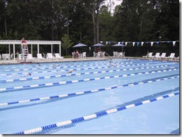 Williamsburg West Pool