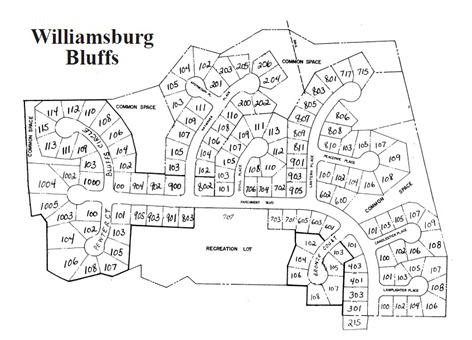 WilliamsburgBluffsMap
