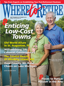 where to retire williamsburg va