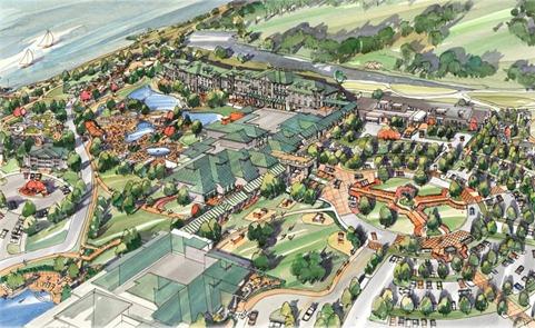 Kingsmill Resort Expansion plans
