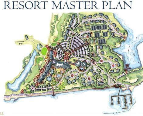 Master Plan Kingsmill Williamsburg