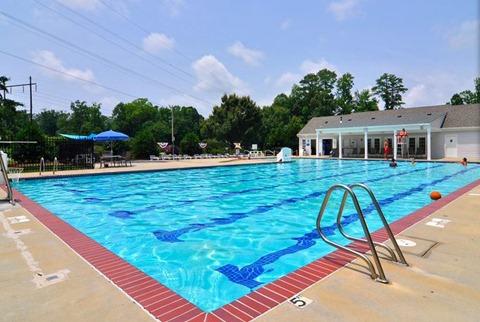 Pool in  Running Man Yorktown Va