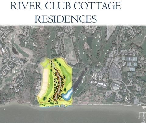 proposed river club cottages at kingsmill