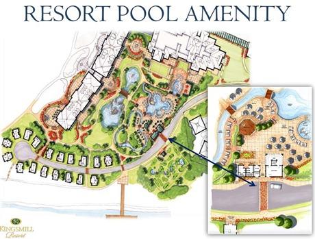 Resort pool renovation plans kingsmill