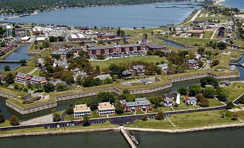 Fort Monroe Hampton Va
