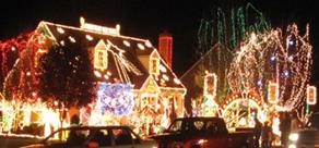 Christmas Lights Tour Richmond Va