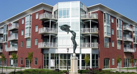 melville condos @port warwick in newport news